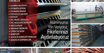 Alüminyuma Yön Veriyoruz - Yavuz Metal Aluminyum