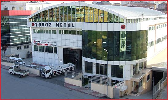 Yavuz Metal Alüminyum