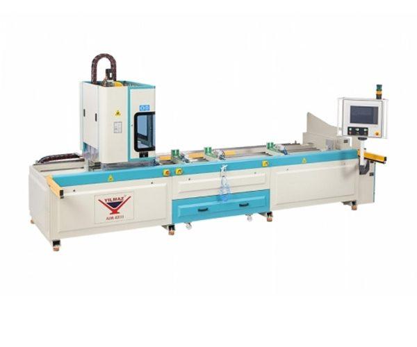 AIM 4310 - Alüminyum Profil İşleme Merkezi - Yavuz Metal Alüminyum