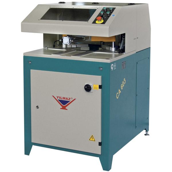 CA 603 - PVC Köşe Temizleme Makinesi - Yavuz Metal Alüminyum