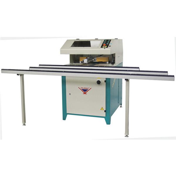 CA 605 - PVC Köşe Temizleme Makinesi - Yavuz Metal Alüminyum