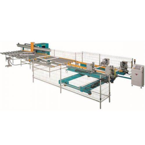 CCL 1660 - PVC Kaynak Ve Köşe Temizleme Hattı - Yavuz Metal Alüminyum