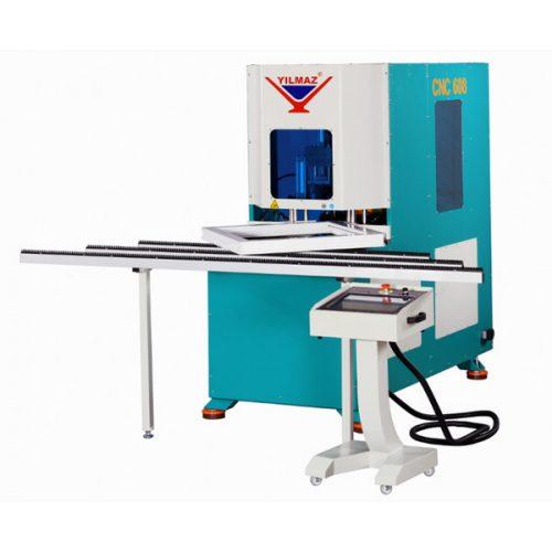 CNC 608 - CNC Köşe Temizleme Makinesi - Yavuz Metal Alüminyum
