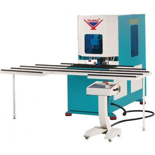 CNC 610 - CNC Köşe Temizleme Makinesi - Yavuz Metal Alüminyum