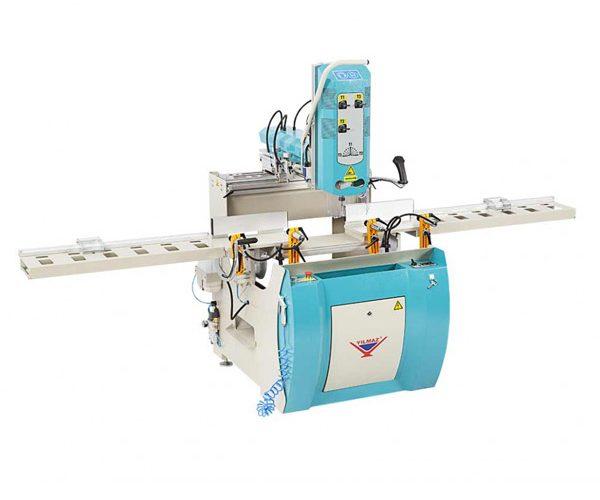CRM 301 S - Tertibatlı Freze Makinesi - Yavuz Metal Alüminyum