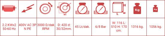 dc-421-p-cift-kafa-kesme-makinesi-yavuz-metal-teknik-ozellikleri