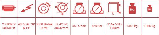 dc-421-pb-cift-kafa-kesme-makinesi-yavuz-metal-teknik-ozellikleri
