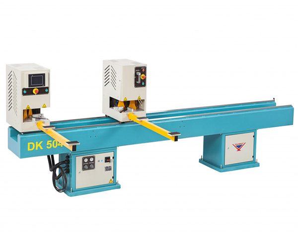 DK 504 - DK 504 Lcd Ekranlı Çift Kafa Kaynak Makinesi - Yavuz Metal Alüminyum