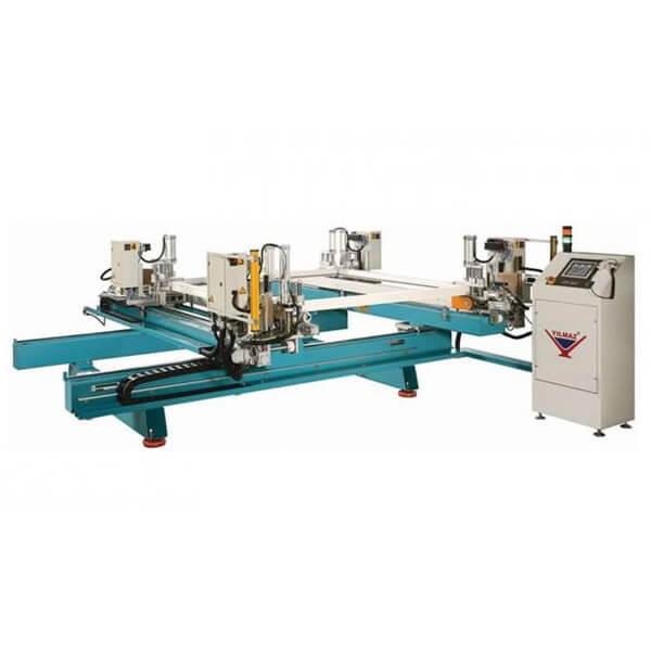 DK 540 - PVC Dört Köşe Kaynak Makinesi - Yavuz Metal Alüminyum