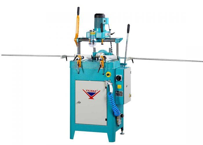 FR 225 - Üçlü Kol Yeri Delmeli Kopya Freze Makinesi - Yavuz Metal Alüminyum