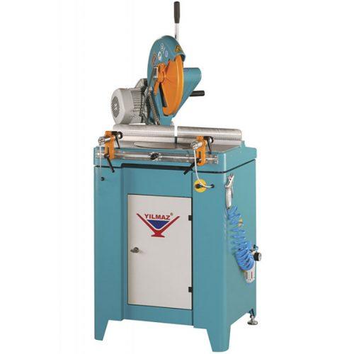 KD 400 P - Dereceli Kesme Makinesi (PNÖMATİK) - Yavuz Metal Alüminyum
