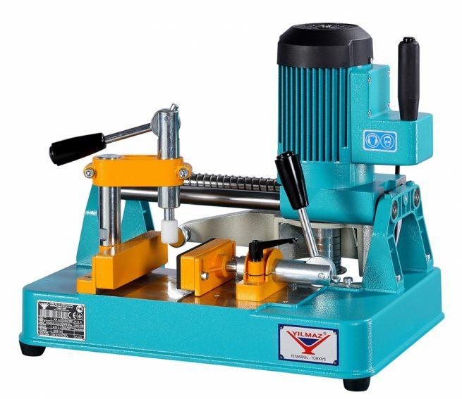 KM 212 - Orta Kayıt Alıştırma Makinesi - Yavuz Metal Alüminyum