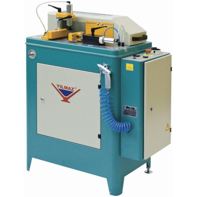 KM 213 - Orta Kayıt Alıştırma Makinesi - Yavuz Metal Alüminyum