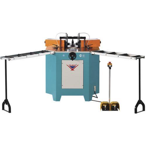 KP 120 - Alüminyum Köşe Birleştirme Presi - Yavuz Metal Alüminyum