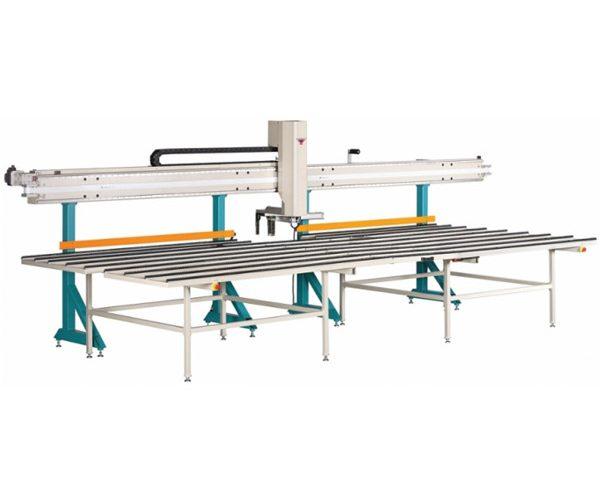 SA 260 - Profil Çevirme Robotu - Yavuz Metal Alüminyum