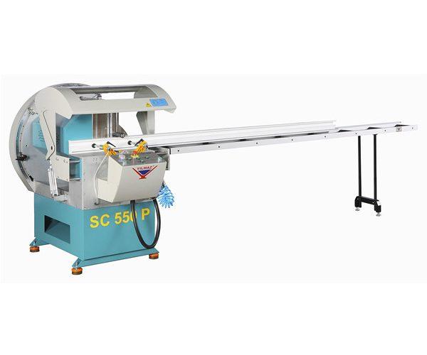 SC 550 P - Tek Kafa Kesme Makinesi - Yavuz Metal Alüminyum