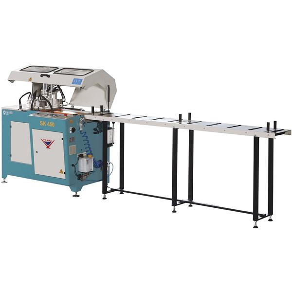 SK 450 - Otomatik Alttan Çıkma Dilimleme Makinesi (Servo Sistem)