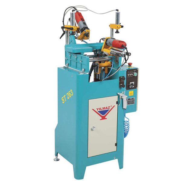 ST 263 - PVC Su Tahliye Makinesi - Yavuz Metal Alüminyum