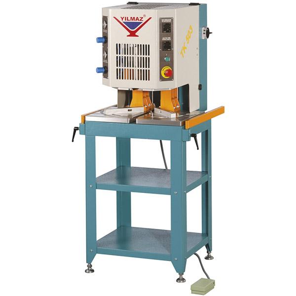 TK 503 - PVC Tek Köşe Kaynak Makinesi - Yavuz Metal Alüminyum