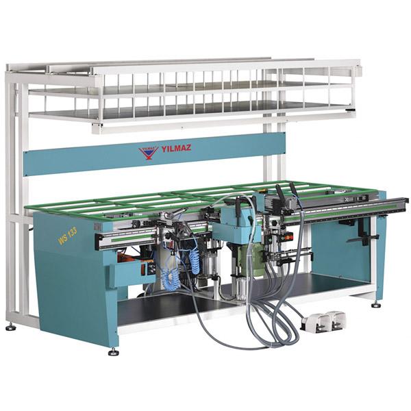 WS 133 - Kanat İşleme Merkezi - Yavuz Metal Alüminyum