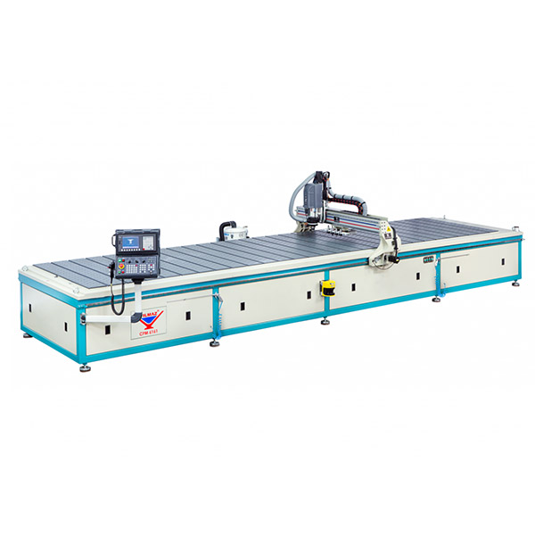 CPM 6161 - Double Station Composite Panel Processing Machine