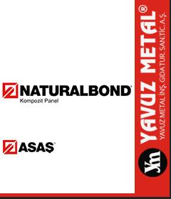 Naturalbond - ASAŞ - Yavuz Metal Aluminyum