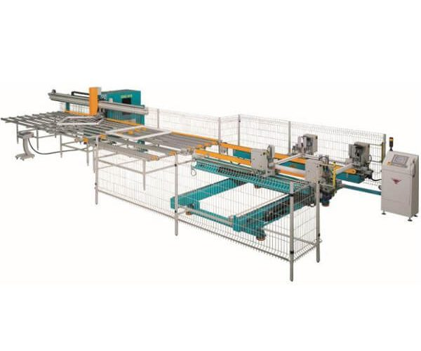 PCC 6505 - Profile Cutting Line
