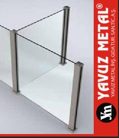 Alüminyum Çit Sistemleri - Yavuz Metal Aluminyum