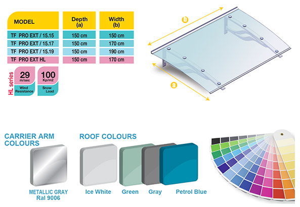 tf-pro-awning-model-color-codes-yavuz-metal-aluminyum