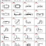 Aldoks Serisi Alüminyum Profilleri - Katalog2