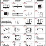 Özel Alüminyum Profiller - Katalog
