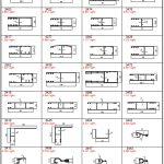 Alüminyum Panjur Profilleri - Katalog3