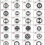 Yuvarlak Küpeşte Serisi Alüminyum Profiller - Katalog5