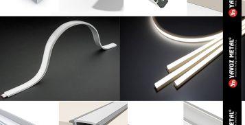 Alüminyum Profil Hem Dayanıklı Hem Estetik Görünüm Sağlar