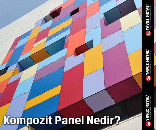 Kompozit Panel Nedir? | YavuzAluminyum.com