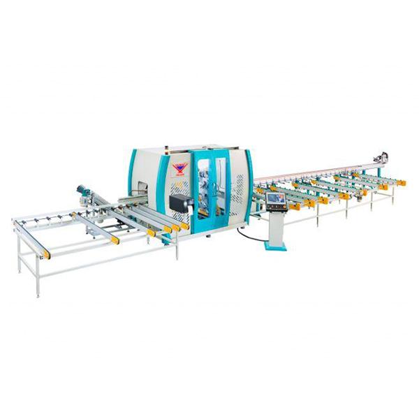 PIM 6508 - PVC Profil İşleme Merkezi
