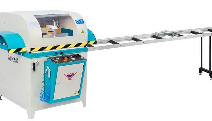 ACK 550 - Alttan Çıkma Kesme Makinesi