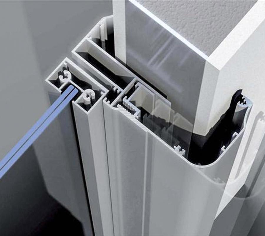 Ayarlı Kapı Kasası | Yavuz Metal Alüminyum A.Ş.